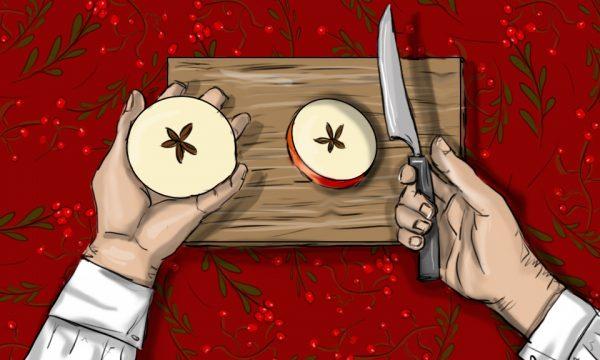 Vánoční šifrovačka - online šifrovací hra