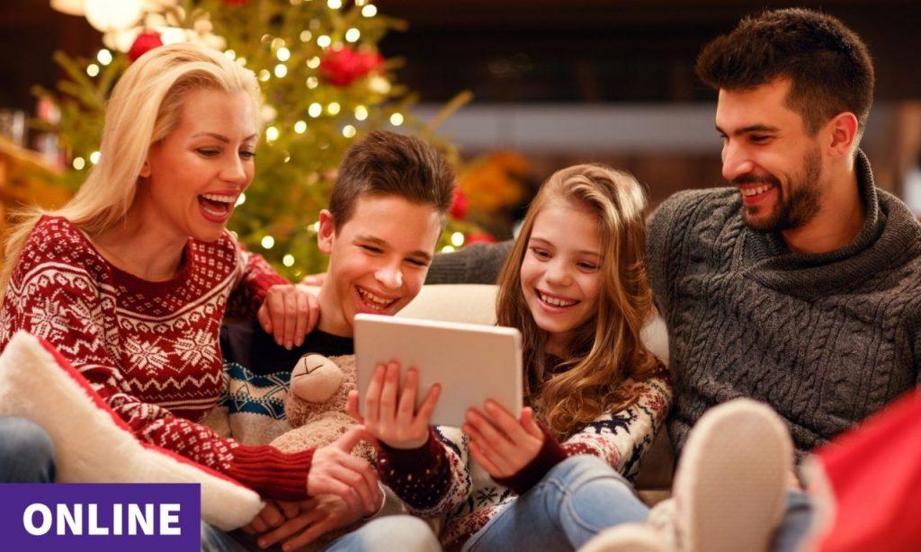 Vánoční šifrovačka – šifrovací hra online